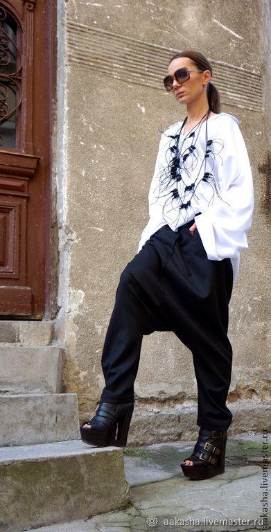 Рубашка Light – купить на Ярмарке Мастеров – 5J38JRU | Блузки, София