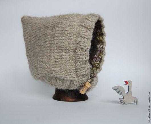 Шапки и шарфы ручной работы. Ярмарка Мастеров - ручная работа. Купить шапочка-колпачок  - ylleluvan - handknitted wool pixie gnome hat. Handmade.