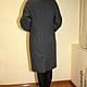 Демисезонное пальто с рукавом-реглан