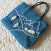 Сумки и аксессуары handmade. Livemaster - original item Bag crochet. Handmade.
