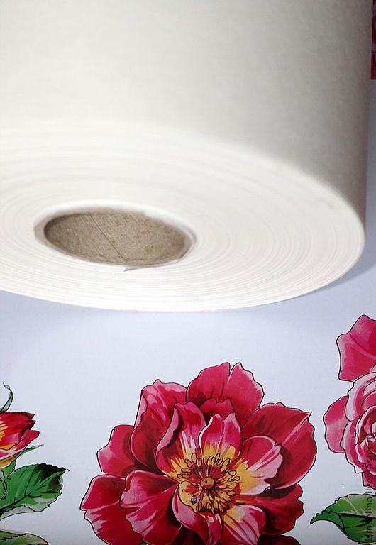 Флизелин клеевой, отрывной Gunold 65 г/м2, Аксессуары для вышивки, Калуга,  Фото №1
