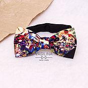 Аксессуары handmade. Livemaster - original item Bow tie marvel, Superheroes tie. Handmade.