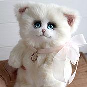 Куклы и игрушки handmade. Livemaster - original item Big fur seal Teddy. Handmade.