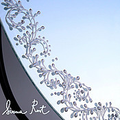 Для дома и интерьера ручной работы. Ярмарка Мастеров - ручная работа Зеркало Весна. Handmade.