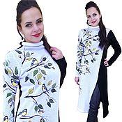 Одежда handmade. Livemaster - original item Dress - cardigan