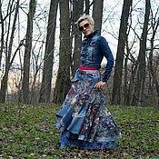 Одежда handmade. Livemaster - original item the expectation of spring. Handmade.