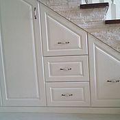 Для дома и интерьера ручной работы. Ярмарка Мастеров - ручная работа Шкаф встроенный. Handmade.