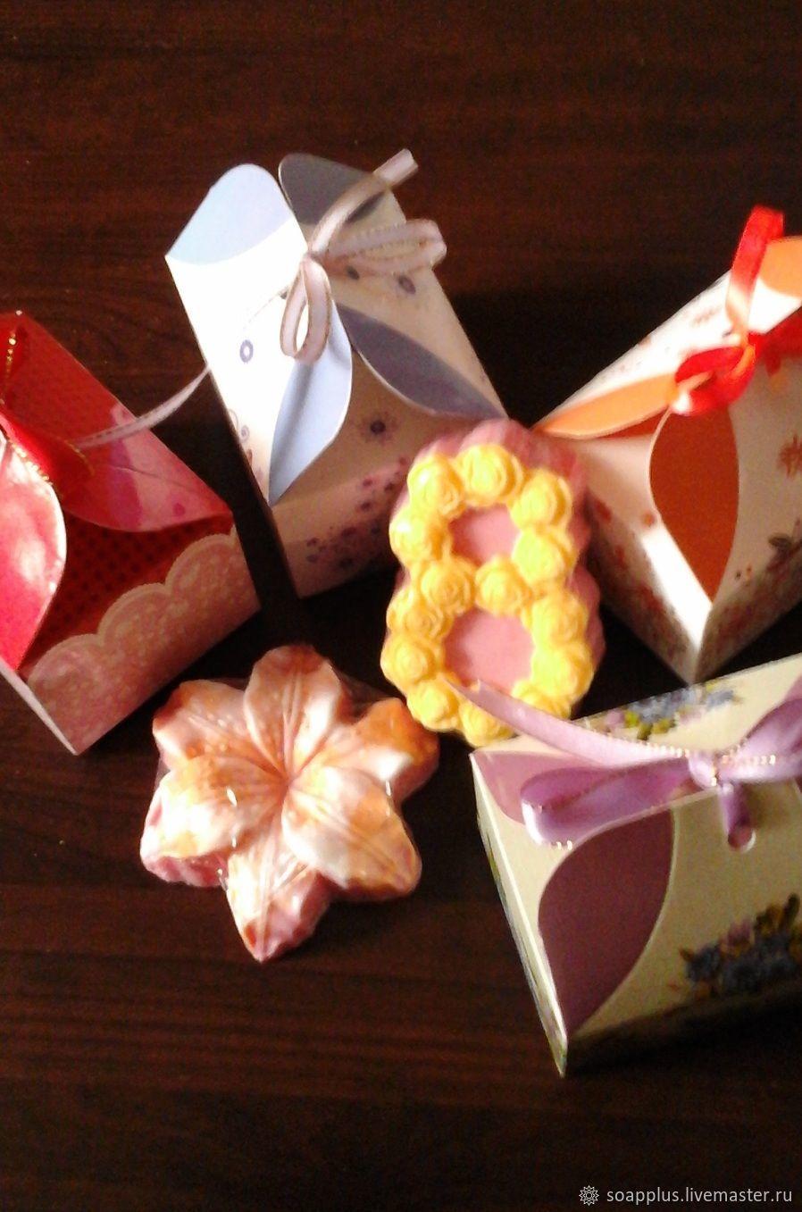 Подарочное мыло на 8 марта, Мыло, Москва,  Фото №1