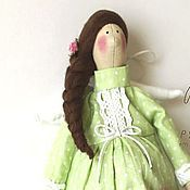 Куклы и игрушки ручной работы. Ярмарка Мастеров - ручная работа Беременная феечка  в стиле Тильда. Handmade.
