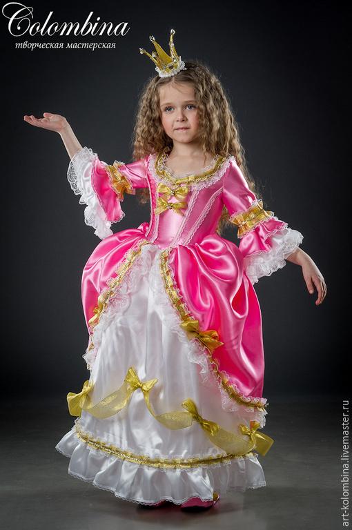 Костюм принцессы