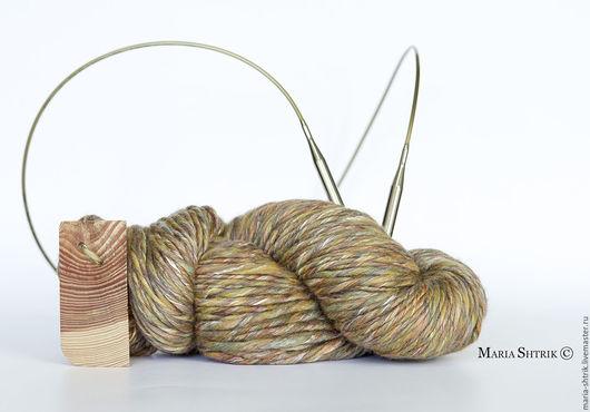 Вязание ручной работы. Ярмарка Мастеров - ручная работа. Купить Пряжа №15. Handmade. Арт пряжа, мария штрик