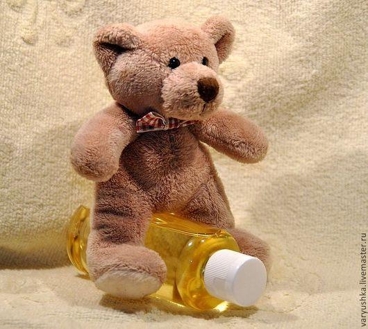 Масла и смеси ручной работы. Ярмарка Мастеров - ручная работа. Купить Детское массажное масло. Handmade. Лимонный, для детей