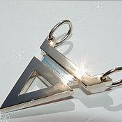 Русский стиль handmade. Livemaster - original item Amulet Sign Of Veles. Handmade.