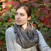 Аксессуары handmade. Livemaster - original item Tube scarf