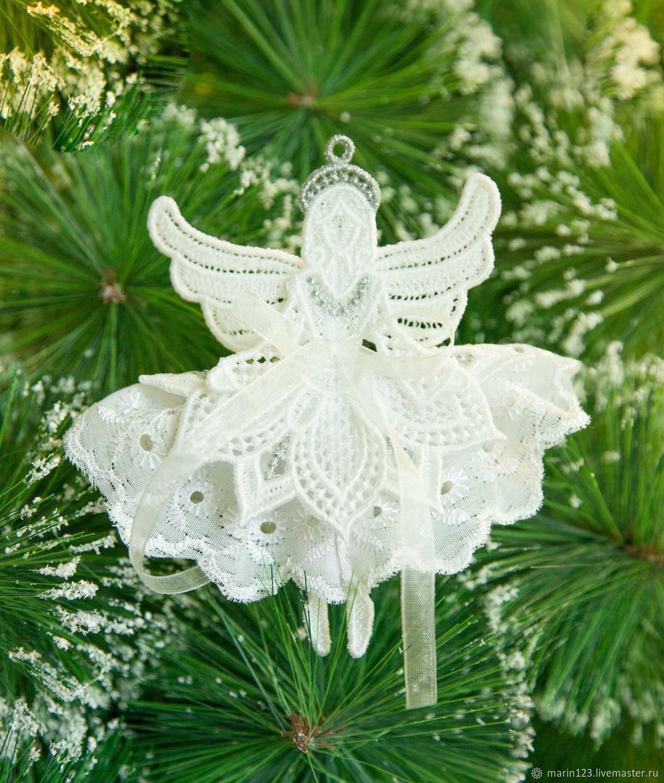 Christmas angel No. 4, Christmas decorations, Samara,  Фото №1