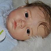 Куклы и игрушки ручной работы. Ярмарка Мастеров - ручная работа Кукла реборн Герман. Handmade.