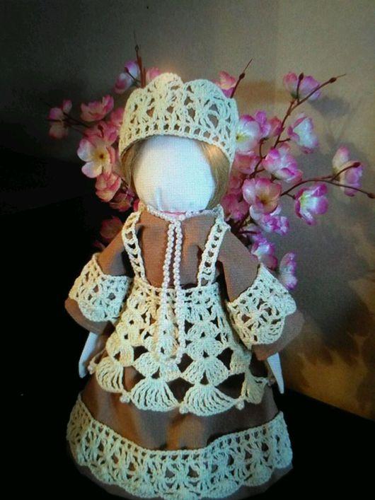 """Народные куклы ручной работы. Ярмарка Мастеров - ручная работа. Купить Кукла-оберег """"Славутница"""". Handmade. Комбинированный, оберег"""