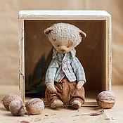 Куклы и игрушки ручной работы. Ярмарка Мастеров - ручная работа Орешек. Handmade.