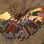 Подарки к праздникам ручной работы. Ярмарка Мастеров - ручная работа Стильные ангелы из дерева - десятки видов!. Handmade.