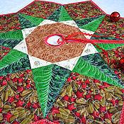 Подарки к праздникам ручной работы. Ярмарка Мастеров - ручная работа Декоративная юбочка для Вашей ёлочки 4. Handmade.