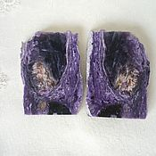 Сувениры и подарки handmade. Livemaster - original item samples of charoite. Handmade.
