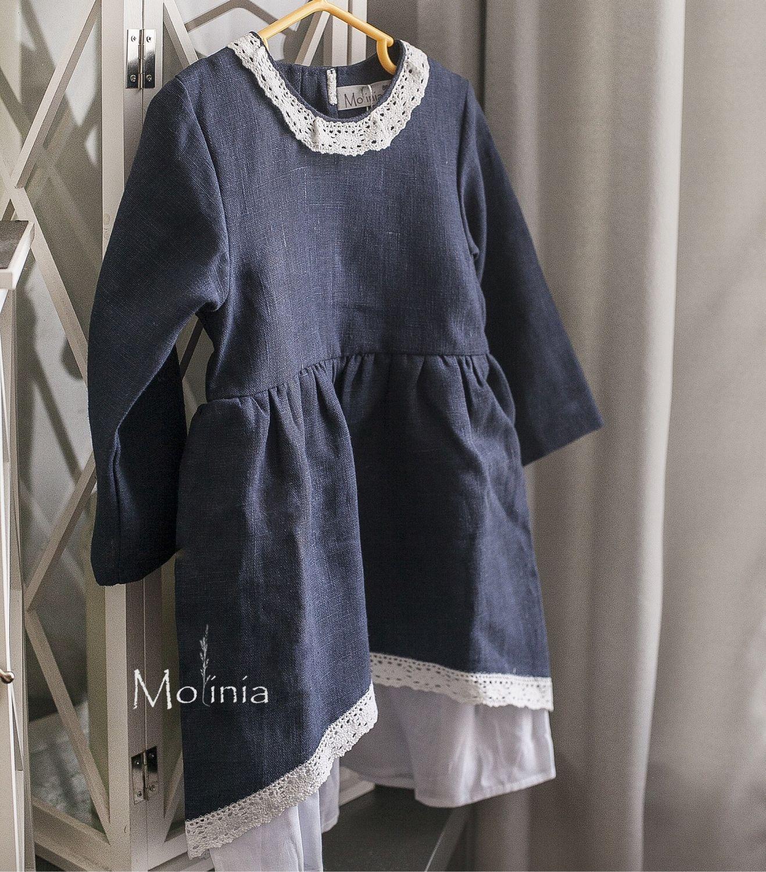 Платье льняное Алиса, Платья, Калининград, Фото №1