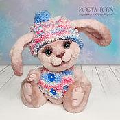Куклы и игрушки handmade. Livemaster - original item Teddy Animals: Bunny Mania. Handmade.