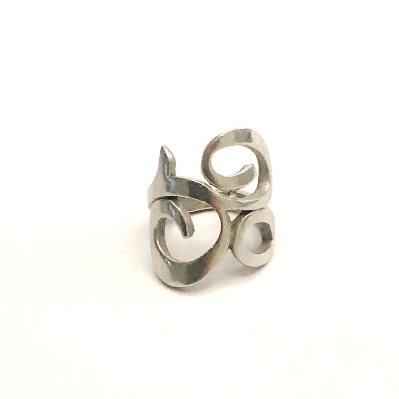 Ring 'SVETLANA' (a ring tin tin ring), Rings, Zhukovsky,  Фото №1