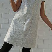 Одежда ручной работы. Ярмарка Мастеров - ручная работа Платье нарядное из парчи. Handmade.