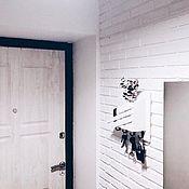 Для дома и интерьера handmade. Livemaster - original item The housekeeper in the hallway interior design Scandia. Handmade.
