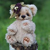 """Куклы и игрушки ручной работы. Ярмарка Мастеров - ручная работа Авторская мишка Тедди """"Фанни"""". Handmade."""