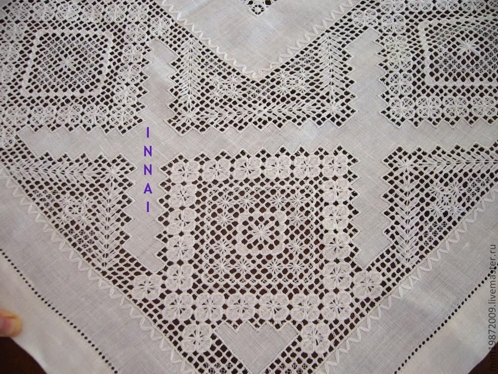 Схемы строчевой вышивки 15