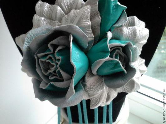 цветы из кожи. кожаные цветы. Туся. цветы из кожи ручной работы. цветы из кожи фантазийные. цветы из кожи в украшении. украшение из кожи. цветы из кожи купить. цветы из кожи заказать. цветы в подарок.