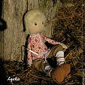 Куклы и игрушки ручной работы. Ярмарка Мастеров - ручная работа Пастушок. Handmade.