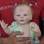 Куклы и игрушки handmade. Livemaster - original item reborn baby doll Dixie. Handmade.