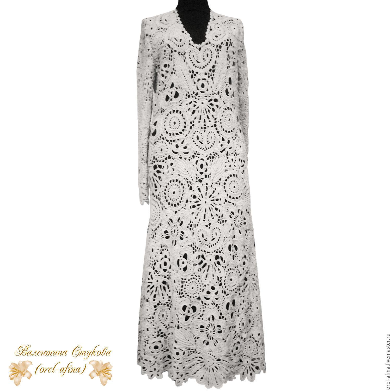 Knit dress Pearl, Dresses, Orel,  Фото №1