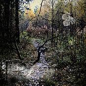 Картины и панно ручной работы. Ярмарка Мастеров - ручная работа Фотокартина Предчувствие зимы. Handmade.