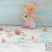 Куклы и игрушки ручной работы. Ярмарка Мастеров - ручная работа Мишка тедди Антошка. Handmade.