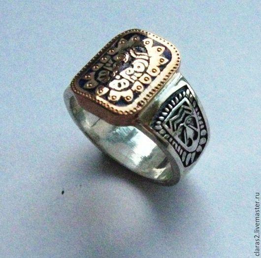Кольца ручной работы. Ярмарка Мастеров - ручная работа. Купить Кольцо Африка. Handmade. Серебряный, серебро 925 пробы