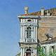 """Пейзаж ручной работы. Картина """"Гранд-канал в Венеции"""". Эдуард Жалдак - живопись. Ярмарка Мастеров. Картина для интерьера, пейзаж с водой"""