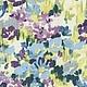 Шитье ручной работы. Американский хлопок ЛИЛОВЫЙ ВЕЧЕР  мелкий рисунок. ХЛОПОК из АМЕРИКИ от МОДНЫХ ВМЕСТЕ. Интернет-магазин Ярмарка Мастеров.