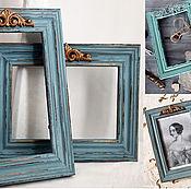 Сувениры и подарки handmade. Livemaster - original item Photo frames VINTAGE.Gustavian style. Handmade.
