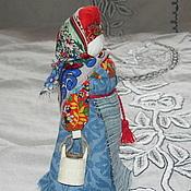 Куклы и игрушки ручной работы. Ярмарка Мастеров - ручная работа Столбушка новгородская. Handmade.