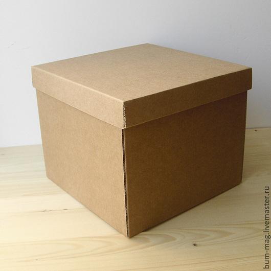 Упаковка ручной работы. Ярмарка Мастеров - ручная работа. Купить Коробки НА ЗАКАЗ из микрогофрокартона. Handmade. Белый, подарочная коробка