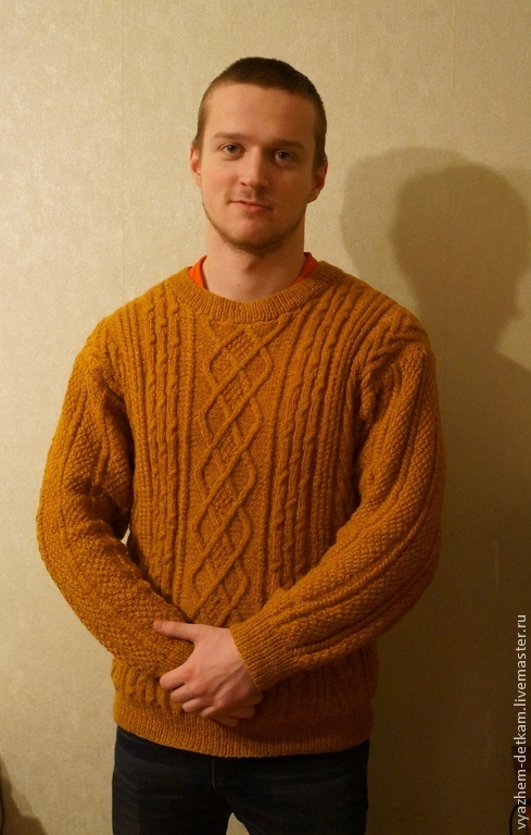 Модель - Михаил Колесников, фото автора модели)