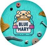 BlueMary - Ярмарка Мастеров - ручная работа, handmade