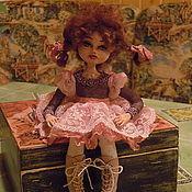 Куклы и игрушки ручной работы. Ярмарка Мастеров - ручная работа Лелька-карамелька (в частной коллекции). Handmade.