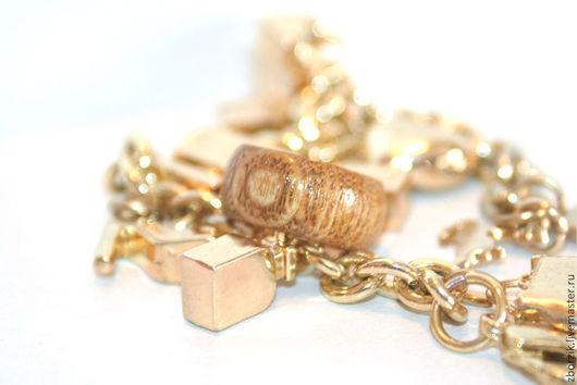 Кольца ручной работы. Ярмарка Мастеров - ручная работа. Купить Кольцо из ясеня. Handmade. Бежевый, оригинальный подарок, дерево
