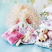 """Куклы и игрушки ручной работы. Ярмарка Мастеров - ручная работа Принцесса на горошине  """"Энжи"""". Handmade."""