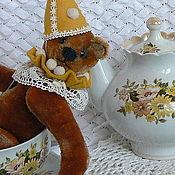 """Куклы и игрушки ручной работы. Ярмарка Мастеров - ручная работа Мишка """"Любимчик Патрик"""".. Handmade."""